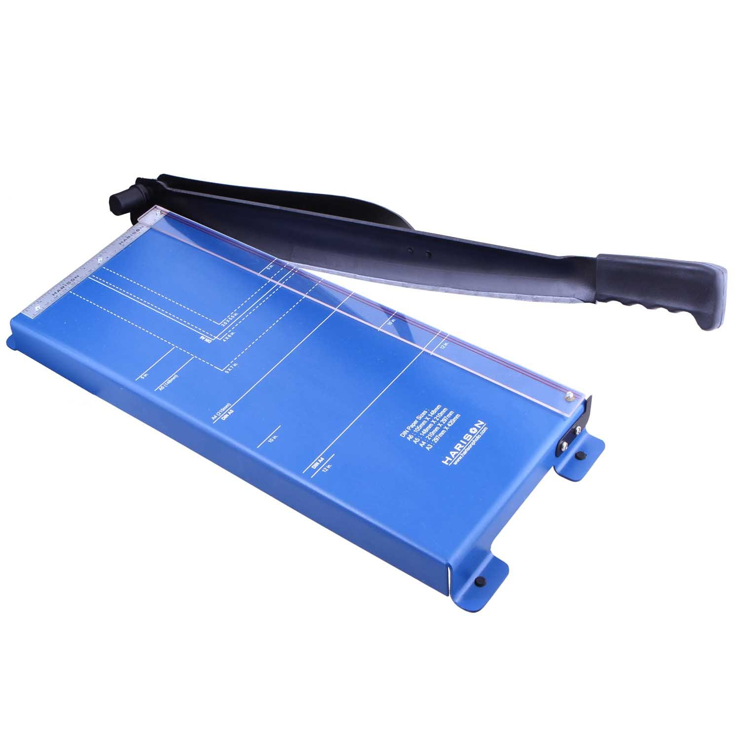 Harison Solid Paper Cutter Trimmer Cutters 12 inch