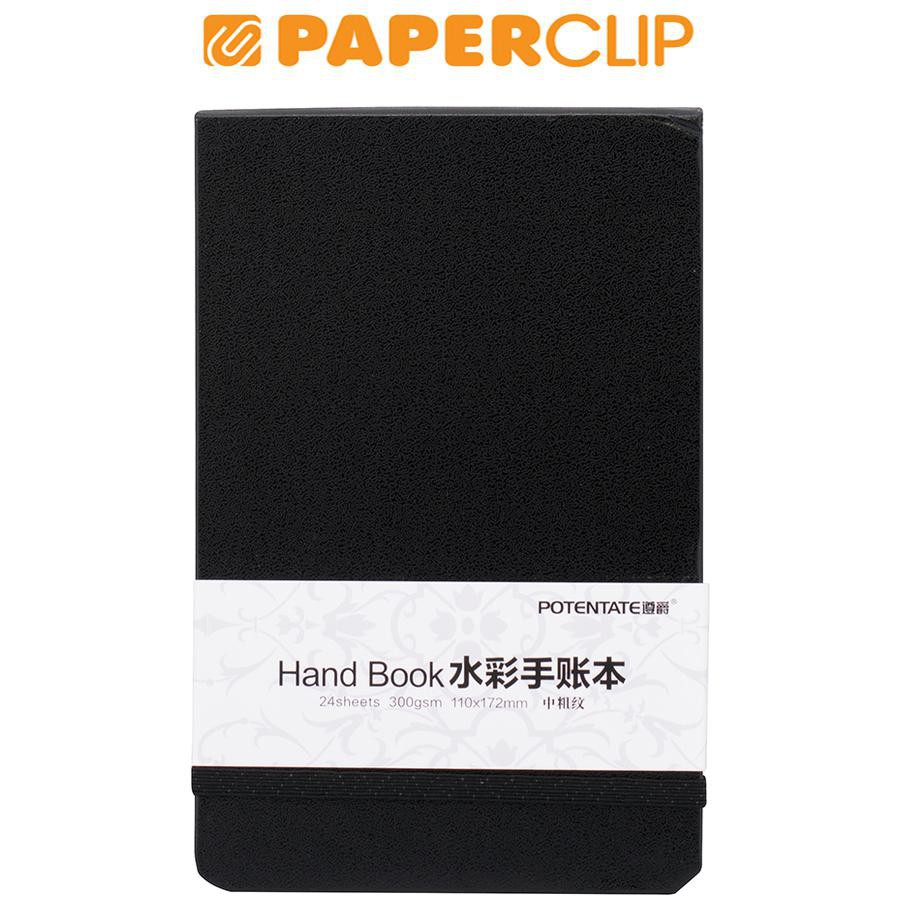 Potentate Water Color Hand Book A5 24sht 300gsm CP 021513