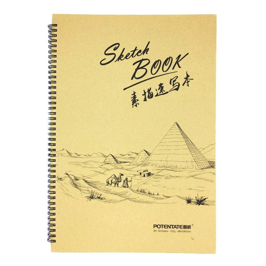 Potentate Sketch book A3 32sheet 120gsm 021814