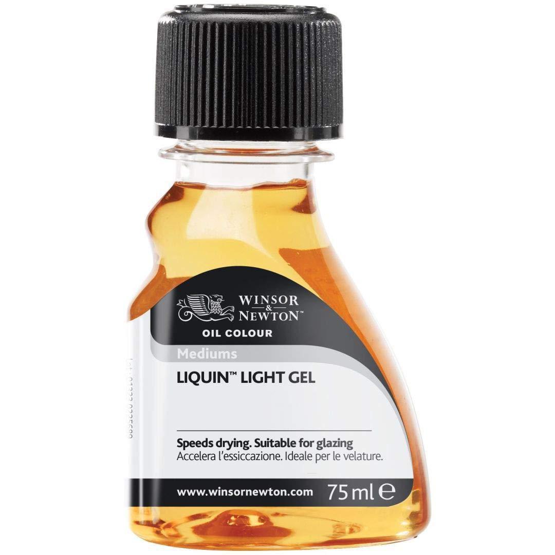 Winsor & Newton Liquin Light Gel Medium Bottle - 75 ML