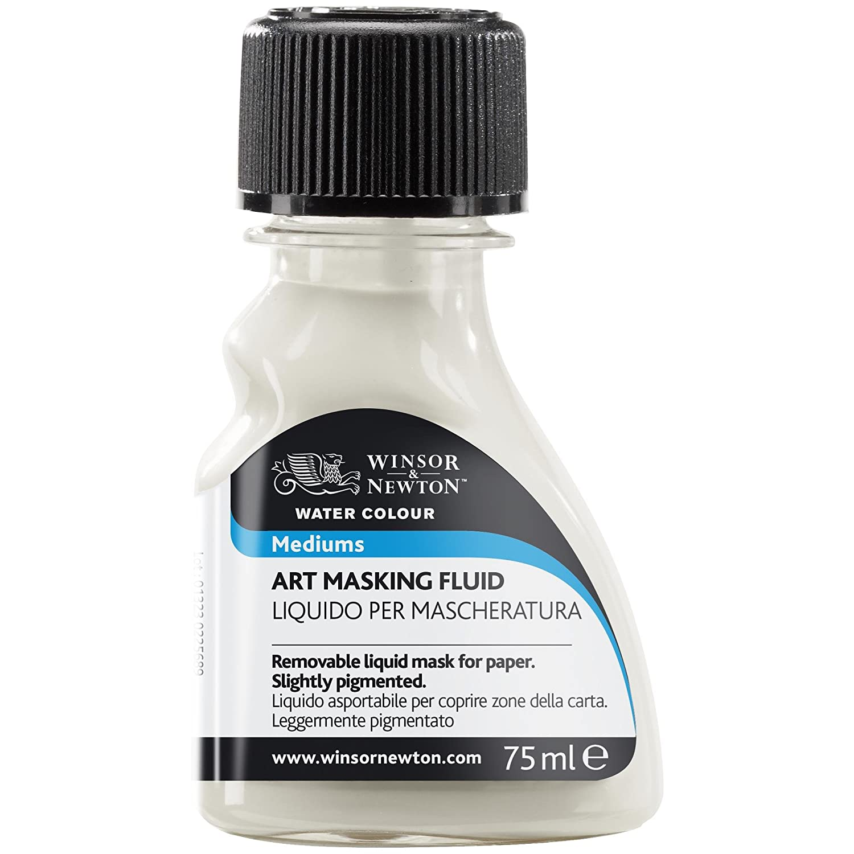 Winsor and Newton Art Masking Fluid 75ml