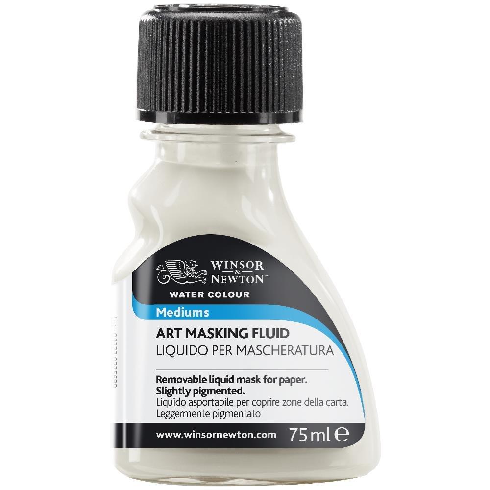 Winsor & Newton Water Colour Medium 75Ml Art Masking Fluid