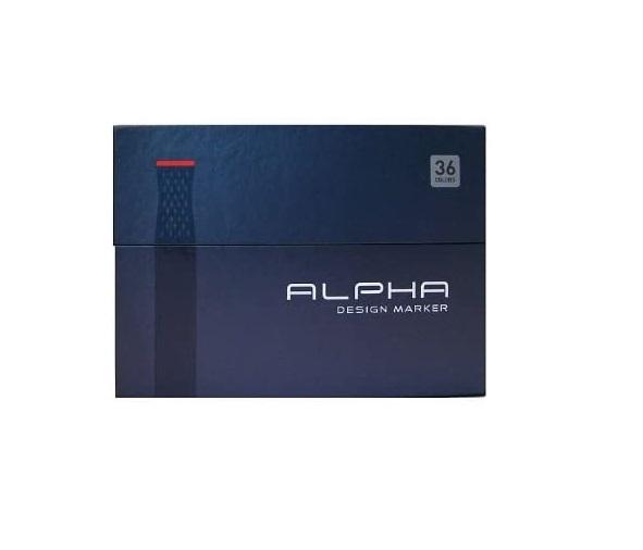 Alpha 36 Set Box Design Marker