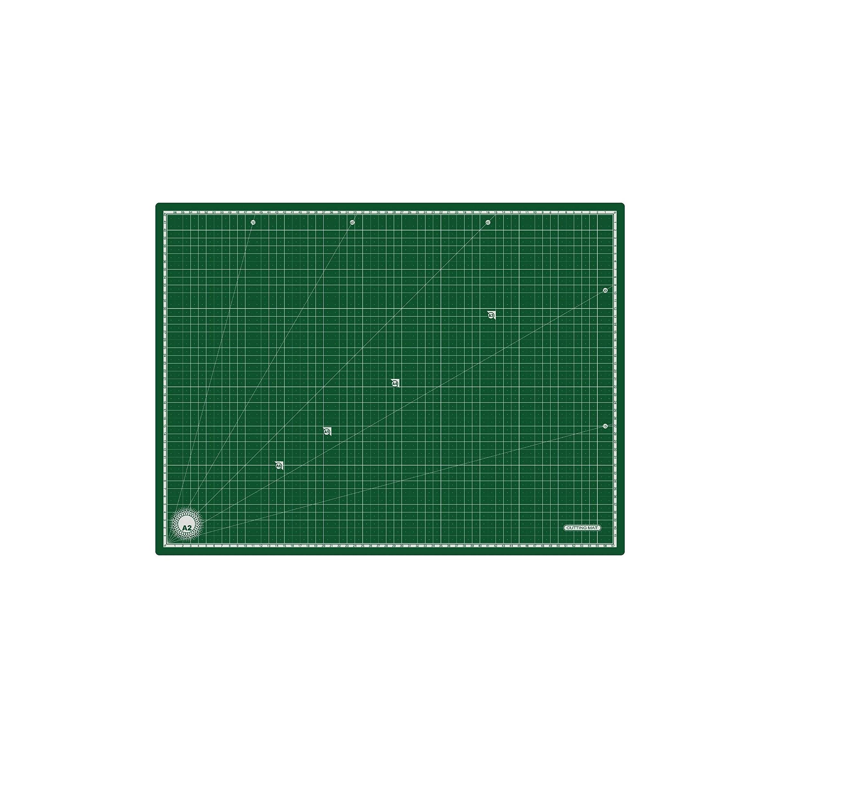 Morn Sun - Size A2 Cutting Mat  (24 x 18 Inch)