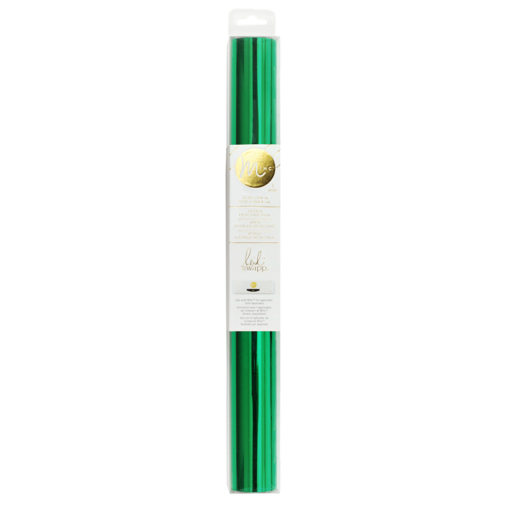 Minc Green Reactive Foil 12 inch