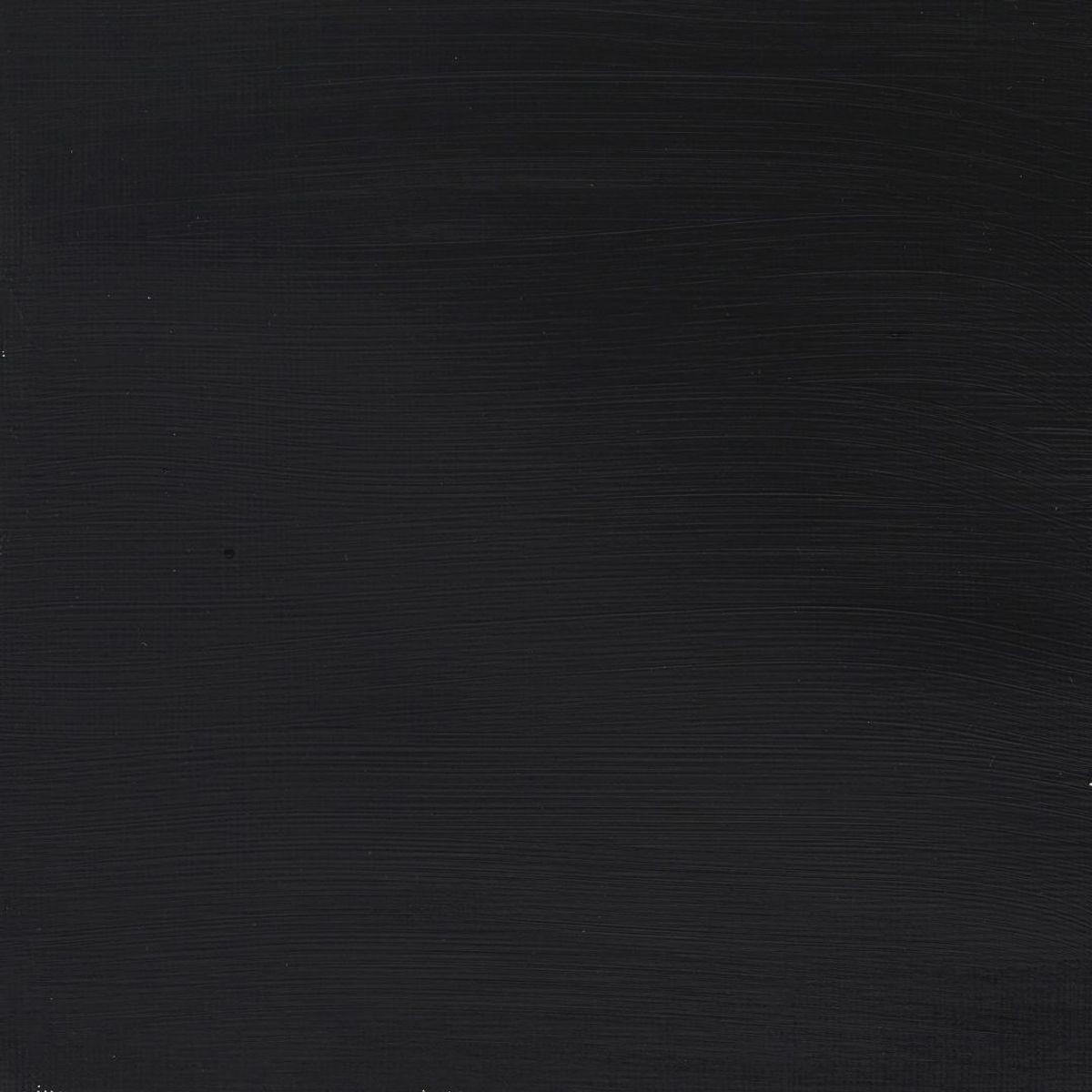 WINSOR AND NEWTON GALERIA ACRYLIC COLOUR - TUBE OF 60 ML - MARS BLACK (386)