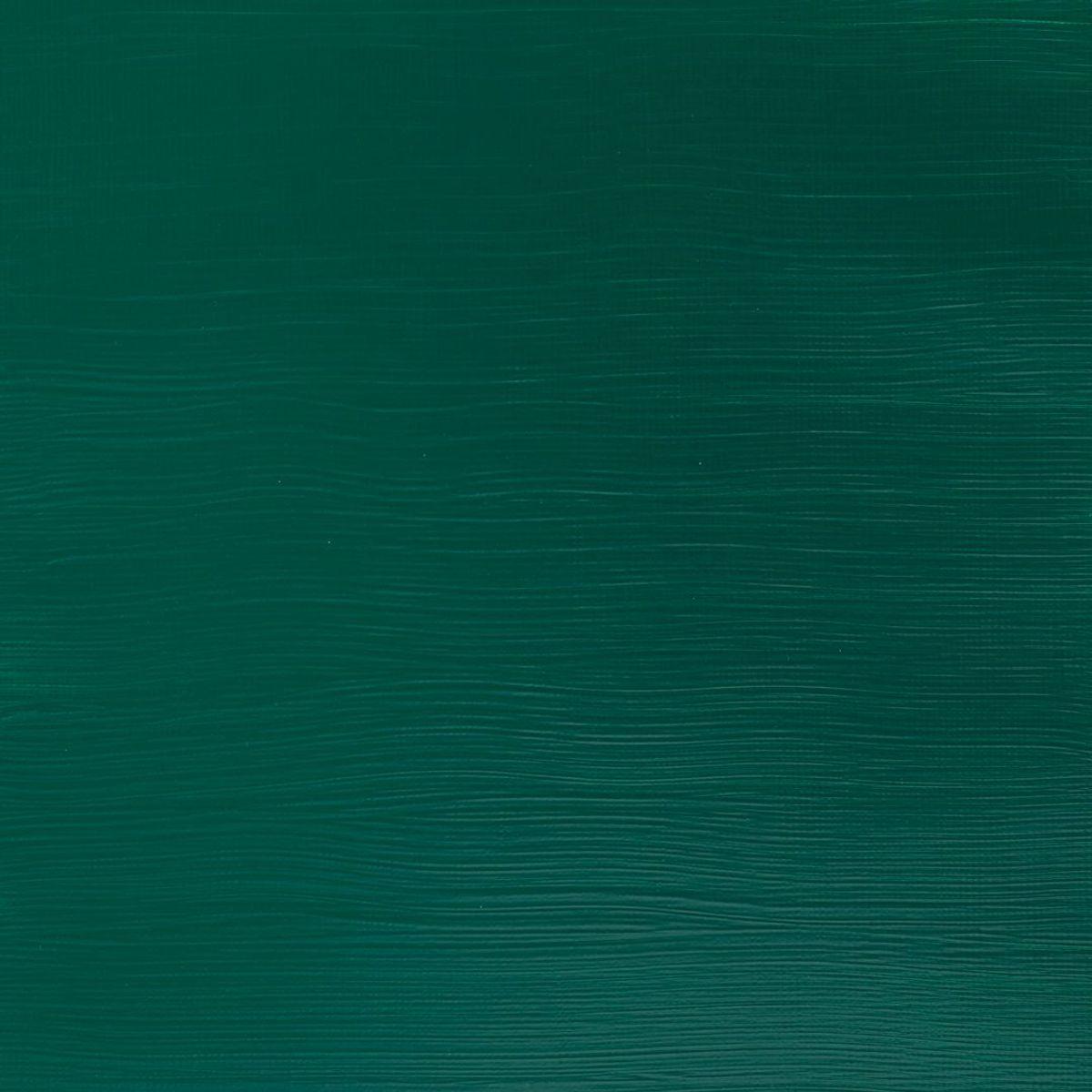 WINSOR AND NEWTON GALERIA ACRYLIC COLOUR - TUBE OF 60 ML - PERMANENT GREEN DEEP (482)