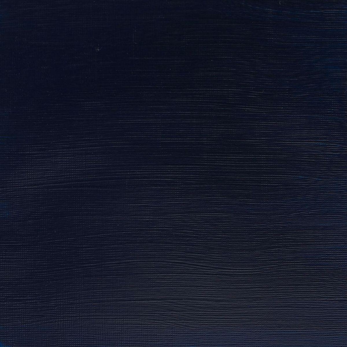 WINSOR AND NEWTON GALERIA ACRYLIC COLOUR - TUBE OF 60 ML - PRUSSIAN BLUE HUE (541)