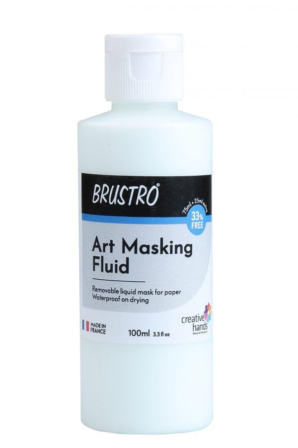 Brustro Professional Art Masking Fluid 100ml (75ml)