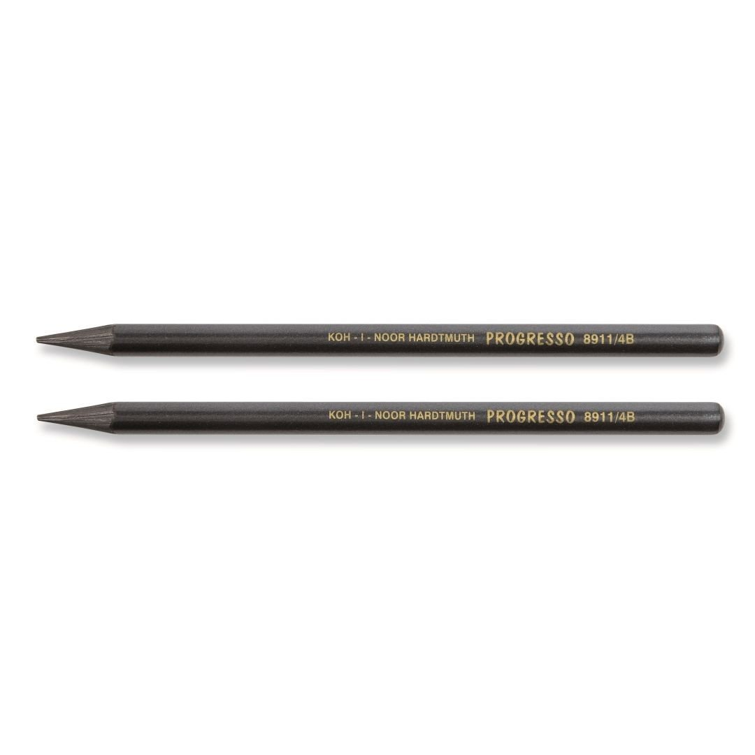 Koh-I-Noor Progresso Professional Woodless Graphite Pencil - 4B - Pack of 1