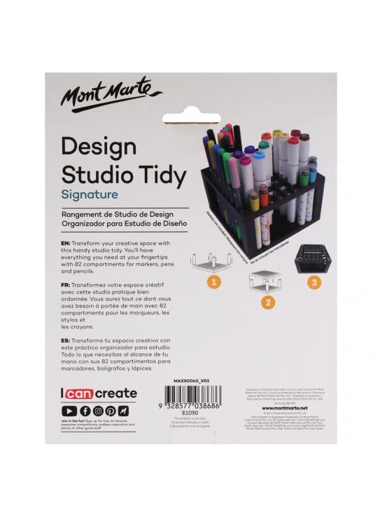 Mont Marte Signature Design Studio Tidy