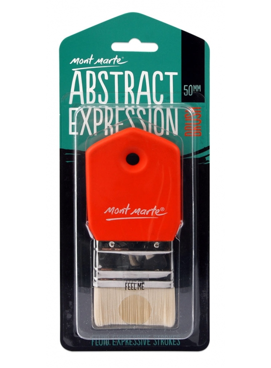 Mont Marte Abstract Expression Brush - 50mm