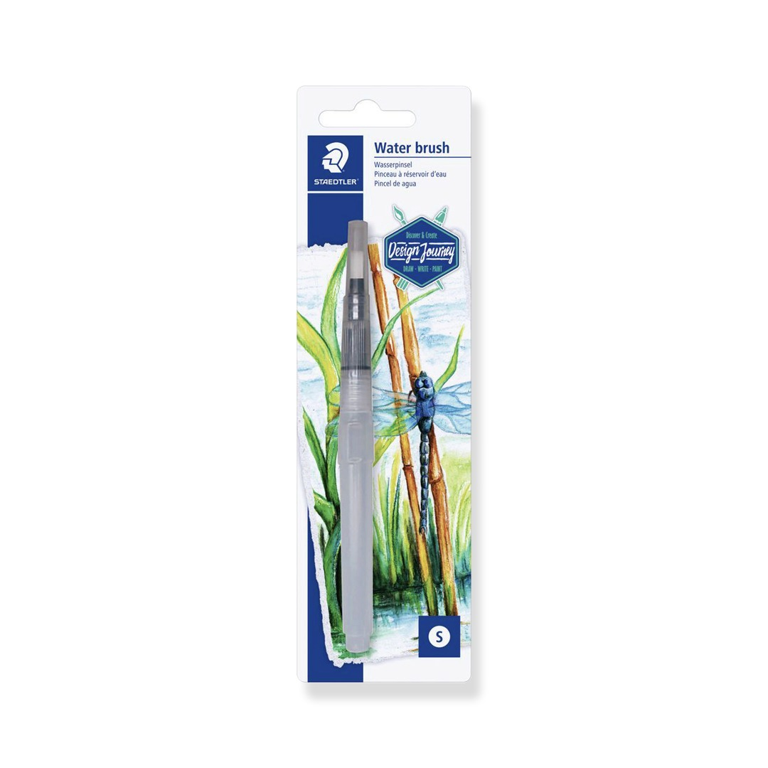 Staedtler Water Brush Small Size in Blister Pack of 1 no.